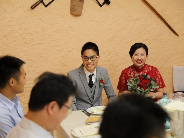 La boda de YONG ZUO  y XUENI DI en Barcelona, Barcelona 22