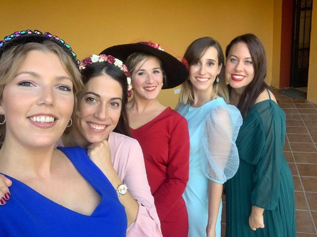 La boda de Miguel y Isabel en Sevilla, Sevilla 4