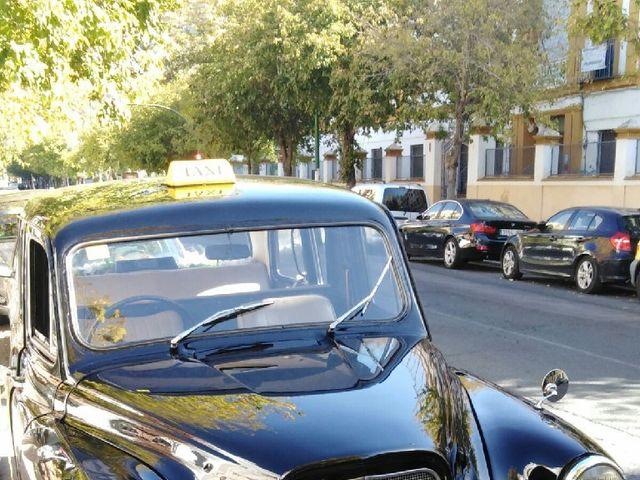 La boda de Miguel y Isabel en Sevilla, Sevilla 5
