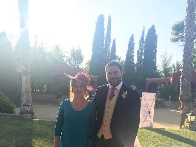 La boda de Miguel y Isabel en Sevilla, Sevilla 13