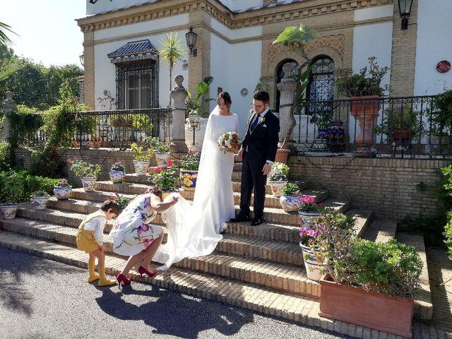 La boda de Miguel y Isabel en Sevilla, Sevilla 14