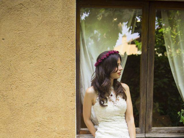 La boda de Carlos y Paula en Arbucies, Girona 4