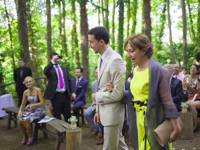 La boda de Carlos y Paula en Arbucies, Girona 11