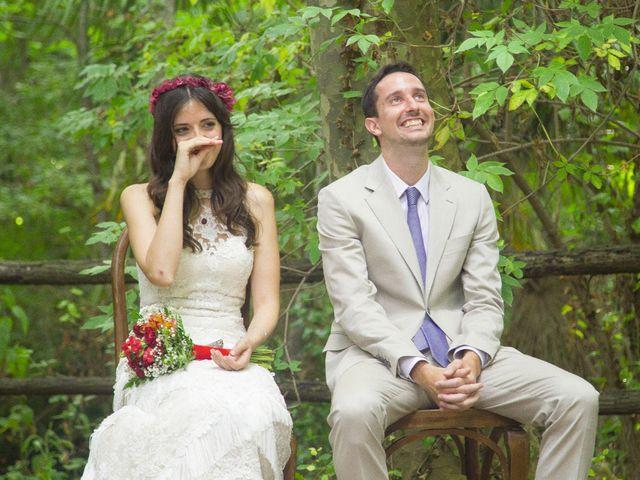 La boda de Carlos y Paula en Arbucies, Girona 17