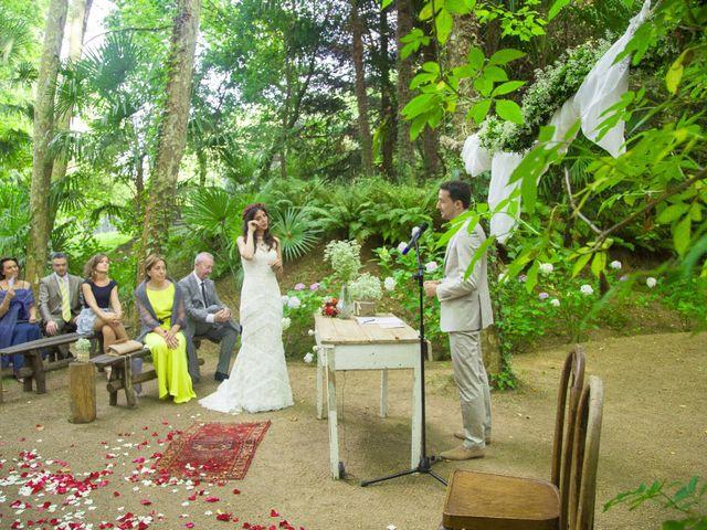 La boda de Carlos y Paula en Arbucies, Girona 20