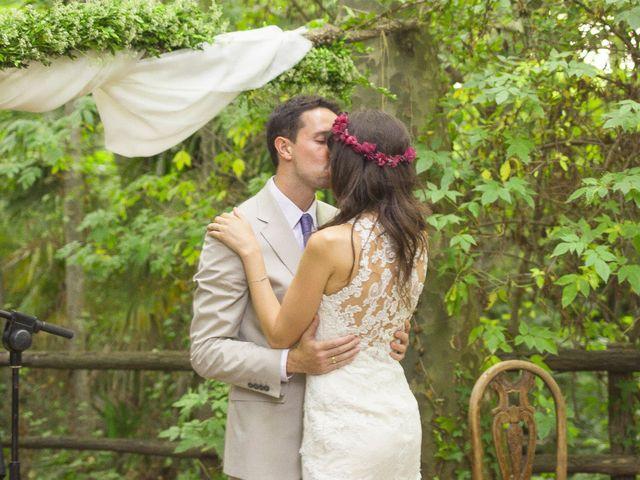 La boda de Carlos y Paula en Arbucies, Girona 21