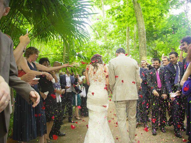 La boda de Carlos y Paula en Arbucies, Girona 23