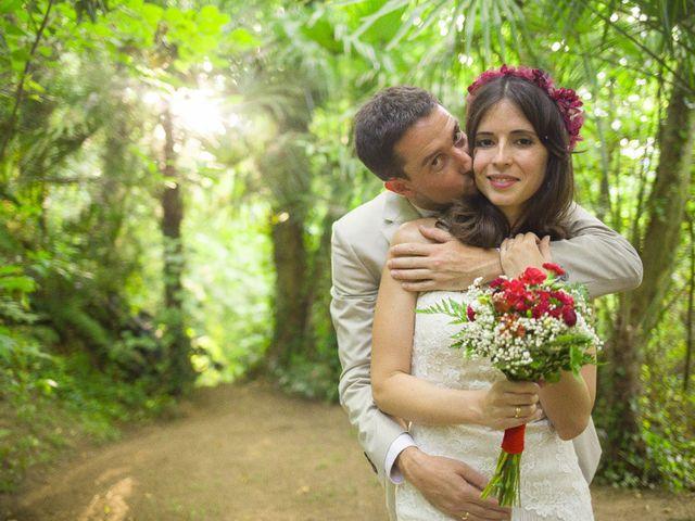 La boda de Carlos y Paula en Arbucies, Girona 24