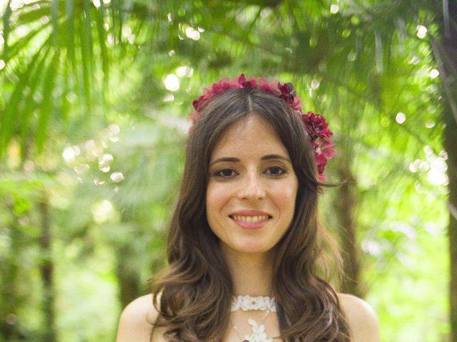 La boda de Carlos y Paula en Arbucies, Girona 25