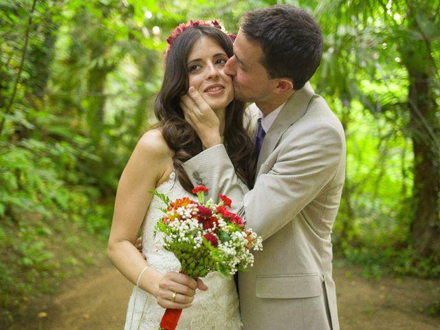 La boda de Carlos y Paula en Arbucies, Girona 28
