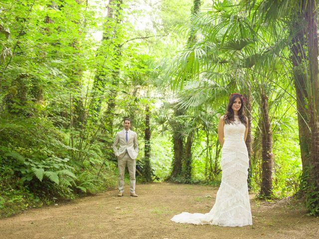La boda de Carlos y Paula en Arbucies, Girona 29