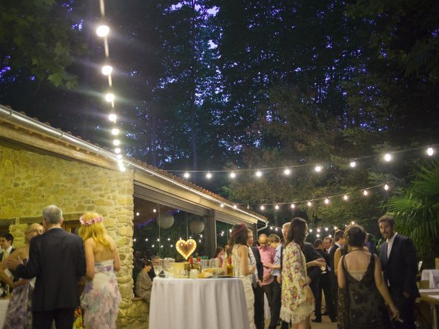 La boda de Carlos y Paula en Arbucies, Girona 35