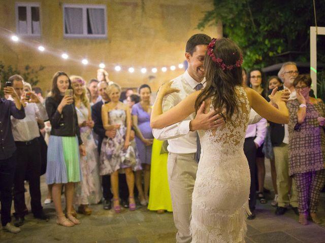 La boda de Carlos y Paula en Arbucies, Girona 38
