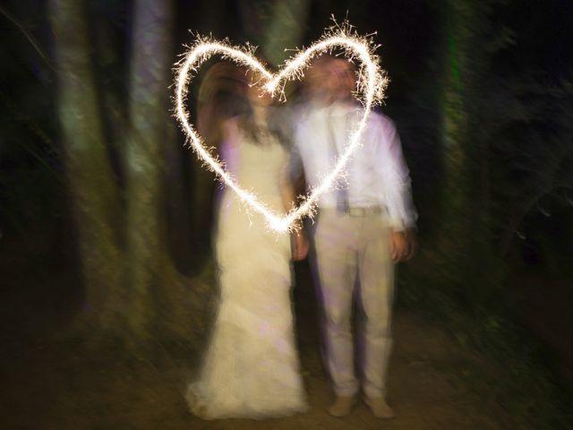 La boda de Carlos y Paula en Arbucies, Girona 39