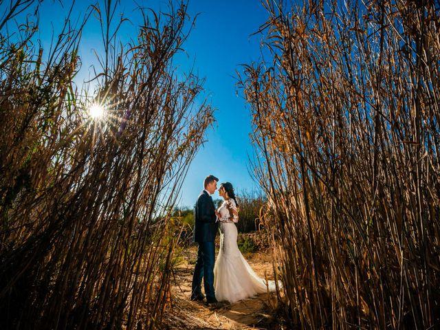 La boda de Juan Antonio y Lorena en Olvera, Cádiz 4