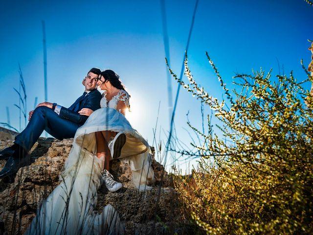 La boda de Juan Antonio y Lorena en Olvera, Cádiz 1