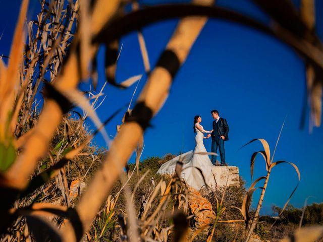 La boda de Juan Antonio y Lorena en Olvera, Cádiz 2
