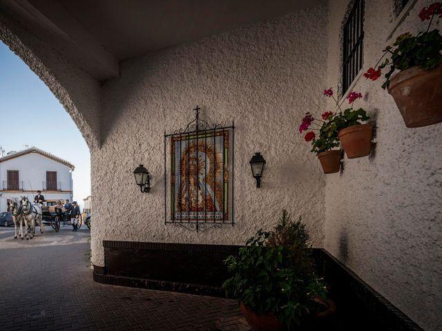 La boda de Juan Antonio y Lorena en Olvera, Cádiz 15