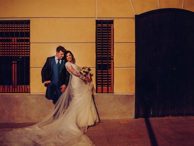 La boda de Juan Antonio y Lorena en Olvera, Cádiz 16