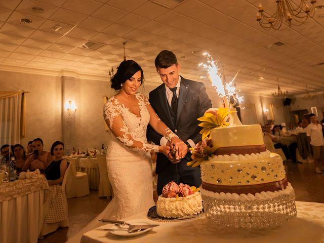 La boda de Lorena y Juan Antonio
