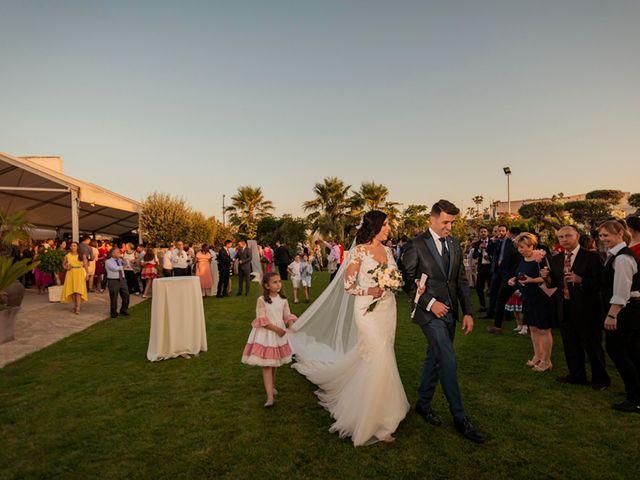 La boda de Juan Antonio y Lorena en Olvera, Cádiz 19