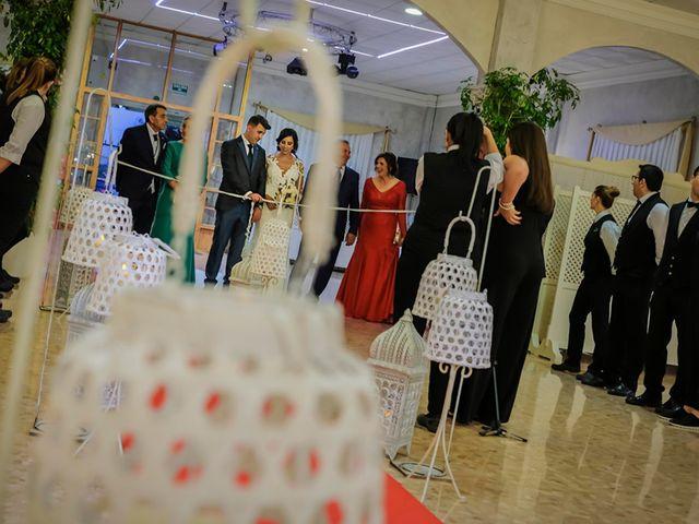 La boda de Juan Antonio y Lorena en Olvera, Cádiz 21