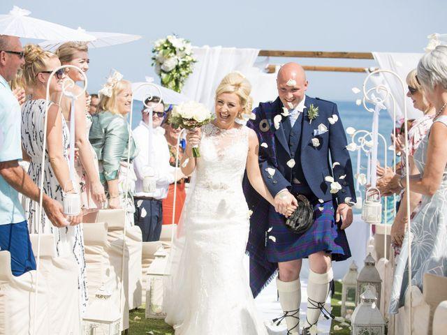 La boda de Lisa y Andy
