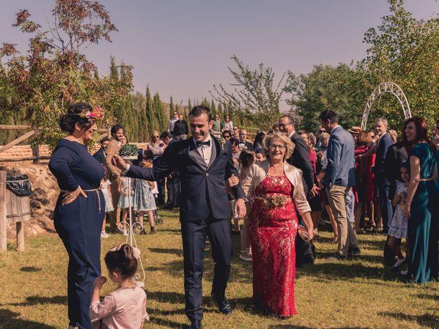 La boda de Alberto y Elena en Malagon, Ciudad Real 7