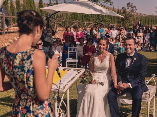 La boda de Alberto y Elena en Malagon, Ciudad Real 13