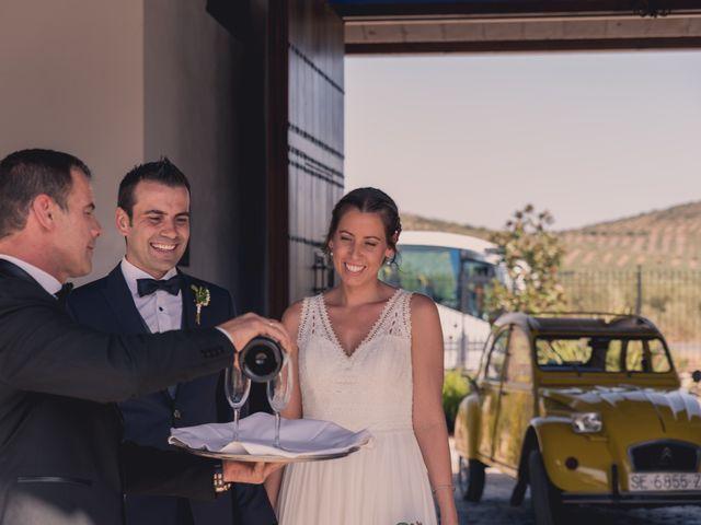 La boda de Alberto y Elena en Malagon, Ciudad Real 22