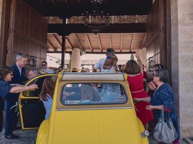 La boda de Alberto y Elena en Malagon, Ciudad Real 25
