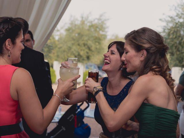 La boda de Alberto y Elena en Malagon, Ciudad Real 29