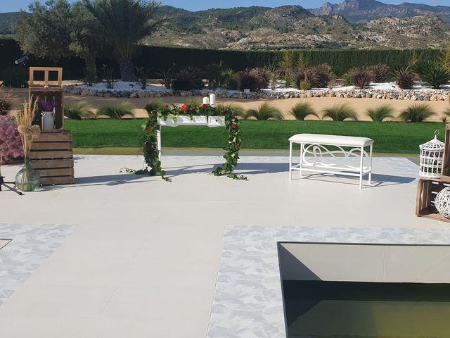 La boda de David  y Maria Dolores  en Alguazas, Murcia 2