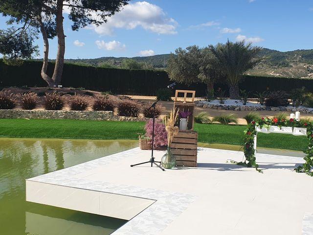 La boda de David  y Maria Dolores  en Alguazas, Murcia 4
