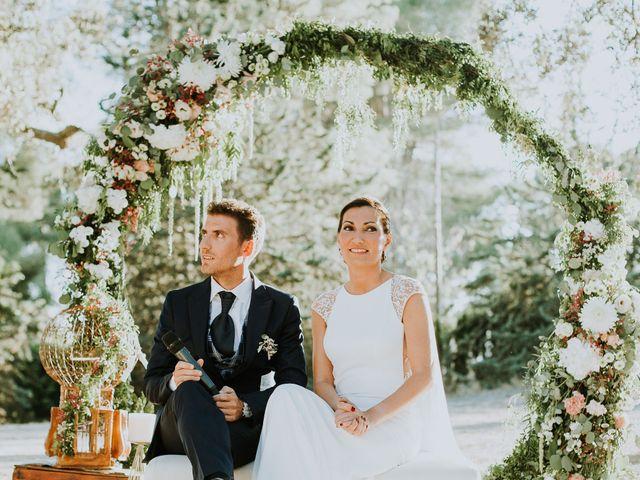 La boda de Javi y Ana en Fontanars Dels Alforins, Valencia 13