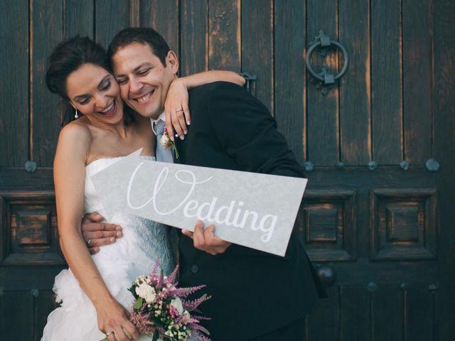 La boda de Sonia y Oscar