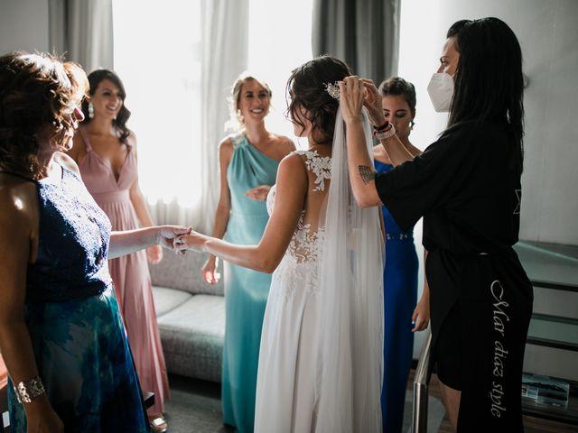 La boda de Fran y Marta en Alcoi/alcoy, Alicante 7
