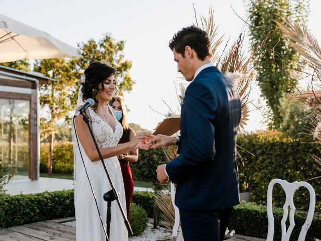La boda de Fran y Marta en Alcoi/alcoy, Alicante 18