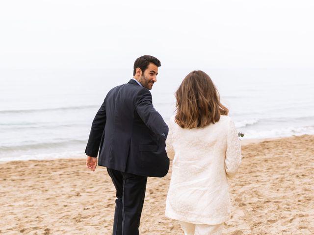 La boda de Dani y Laura en Castelldefels, Barcelona 1