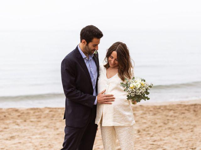 La boda de Dani y Laura en Castelldefels, Barcelona 9