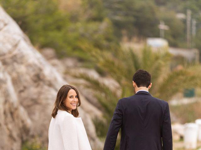 La boda de Dani y Laura en Castelldefels, Barcelona 16
