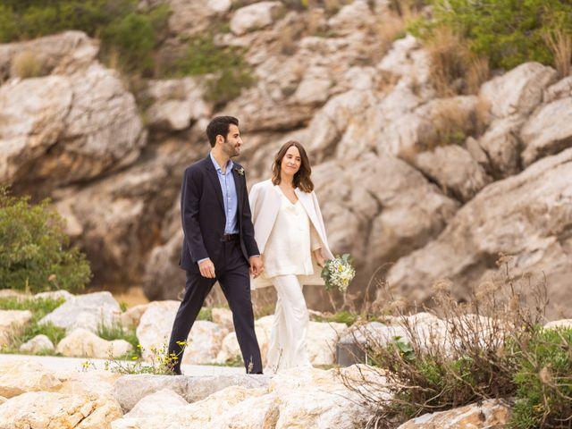 La boda de Dani y Laura en Castelldefels, Barcelona 17