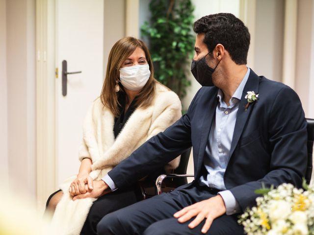 La boda de Dani y Laura en Castelldefels, Barcelona 20