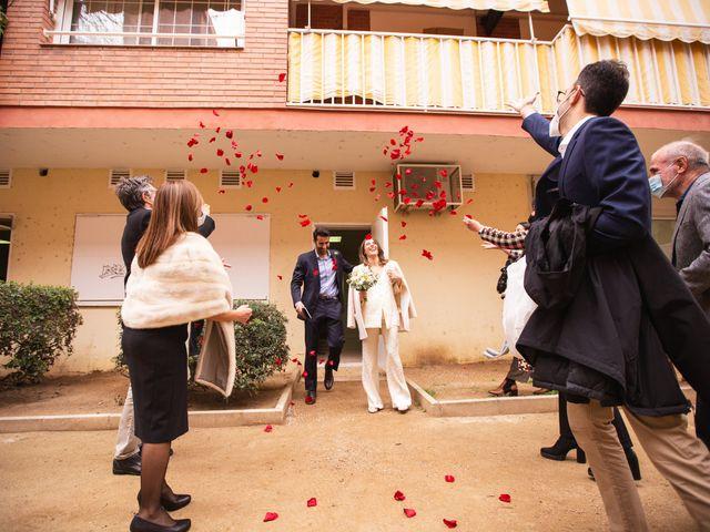 La boda de Dani y Laura en Castelldefels, Barcelona 21