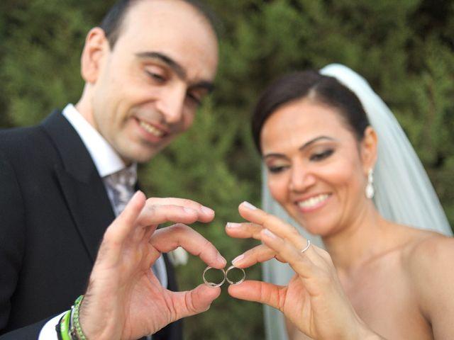 La boda de Sirene y Gustavo