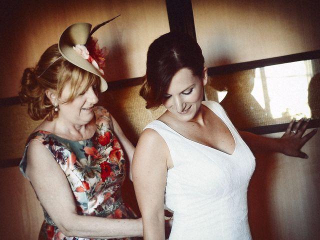 La boda de Fran y Blanca en Valdastillas, Cáceres 21