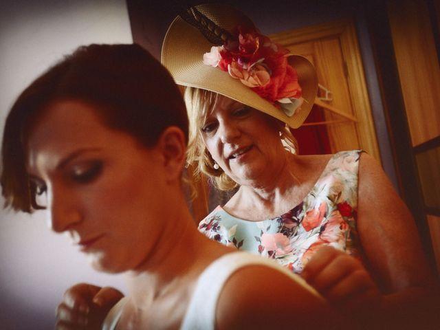La boda de Fran y Blanca en Valdastillas, Cáceres 25