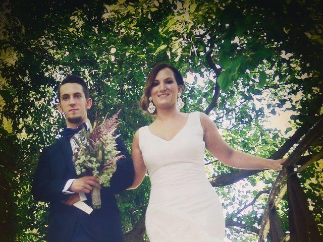 La boda de Fran y Blanca en Valdastillas, Cáceres 31