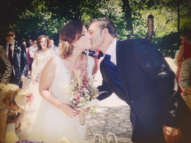 La boda de Fran y Blanca en Valdastillas, Cáceres 33
