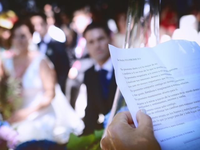 La boda de Fran y Blanca en Valdastillas, Cáceres 35